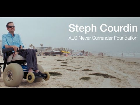 Resilience in spite of ALS: Nic Friedman and ALS Never Surrender