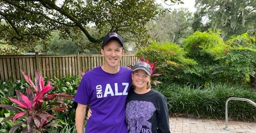 Alzheimer's diagnosis motivates Dan Jaworski to fulfill his dream: Participate in the Kona Ironman